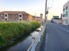 「興留」バス停留所