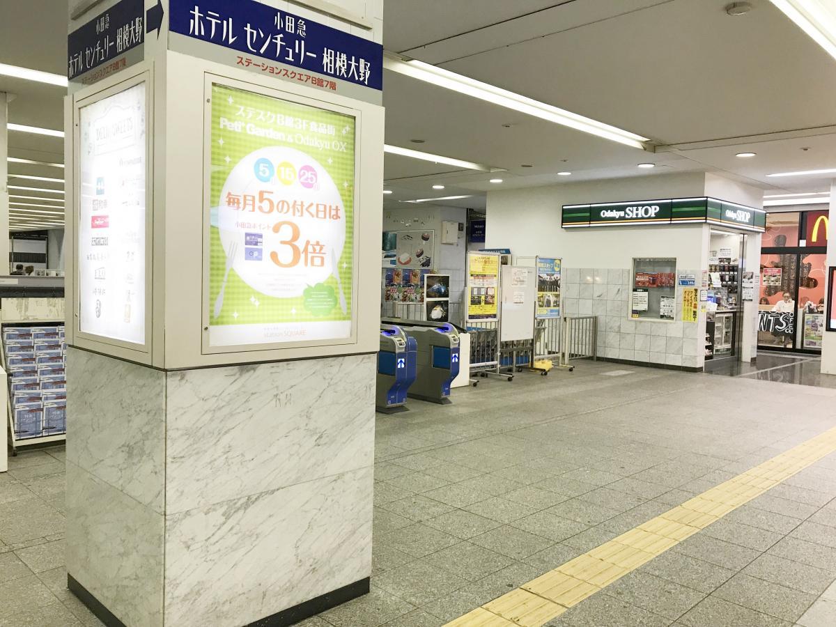 駅 相模 大野
