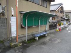 「岡村」バス停留所