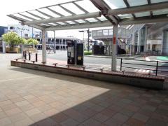 「刈谷駅」バス停留所