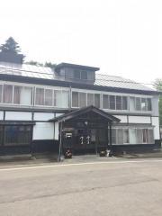 百沢温泉郷