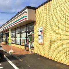 セブンイレブン 筑西村田店