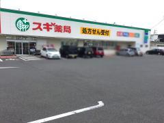 スギ薬局 白子店