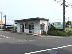 「市営バス東仙台営業所前」バス停留所
