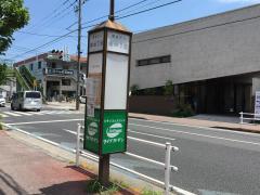 「桜四丁目」バス停留所