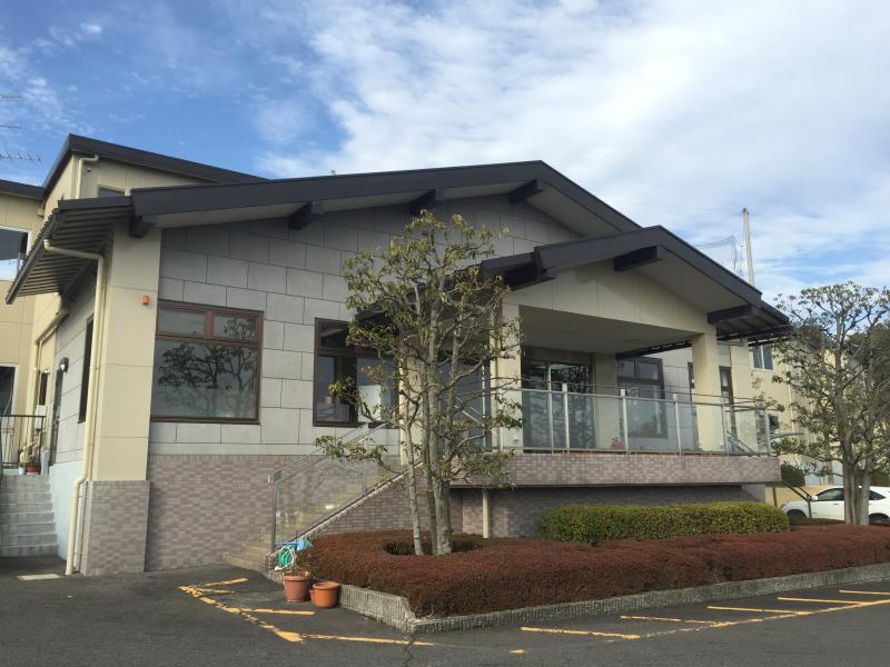 新庄ゴルフセンターのクラブハウス