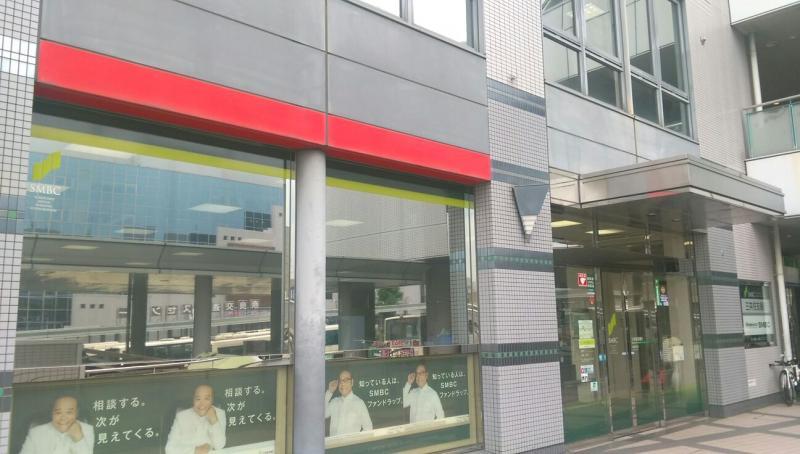 三井 住友 銀行 sms