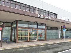 対馬空港(対馬やまねこ空港)