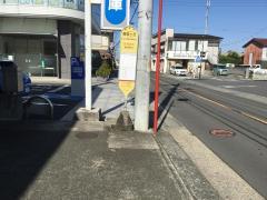 「鶴美ケ丘」バス停留所