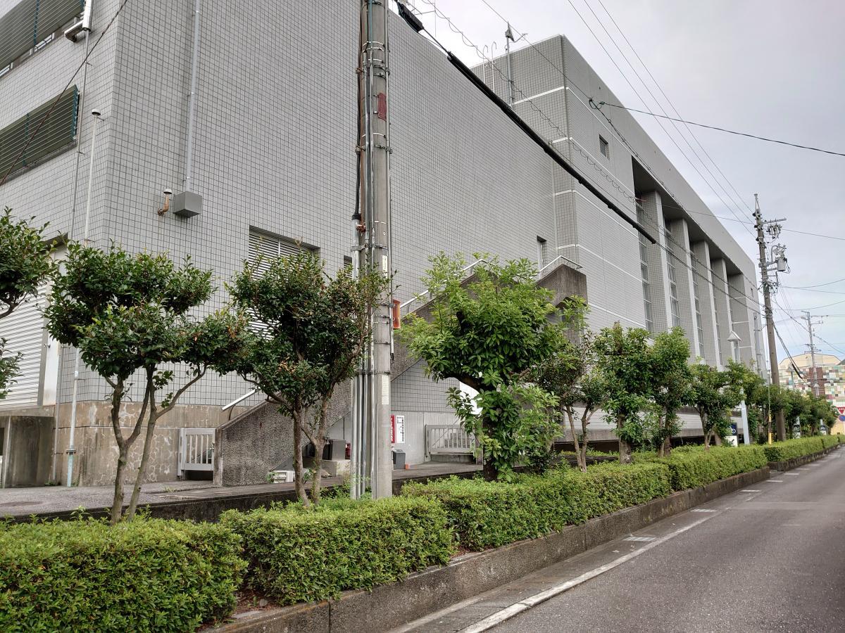 静岡市東部体育館