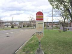 「若葉町1丁目」バス停留所