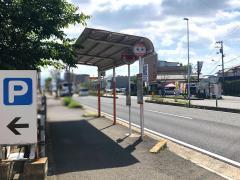 「保免」バス停留所