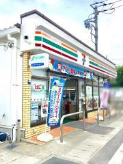 セブンイレブン 富士吉田市役所前店