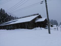 小国町横根スキー場