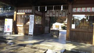 須賀神社(祇園神社、牛頭天王)
