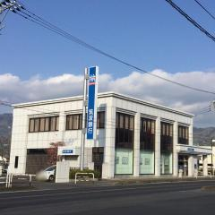 筑波銀行真壁支店