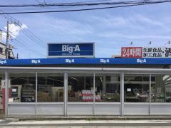 ビッグ・エー 市川新田店