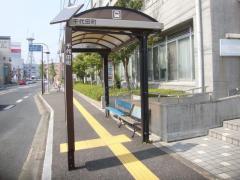 「千代田町」バス停留所