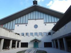 鳥取県立武道館柔道教室