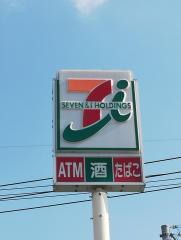 セブンイレブン 東みよし町加茂店