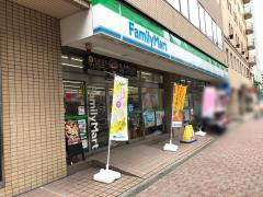 ファミリーマート 新横浜二丁目店