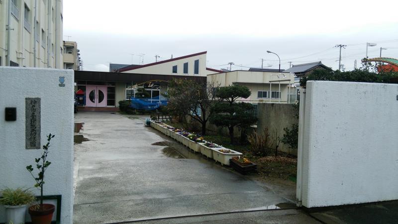 幼稚園の施設