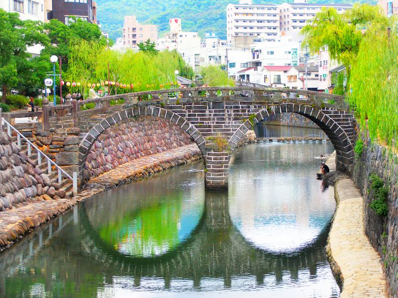 最古のアーチ式石橋