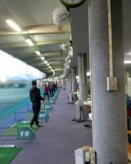 カバヤゴルフガーデンゴルフ練習場