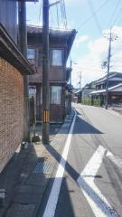 「岩ケ鼻」バス停留所