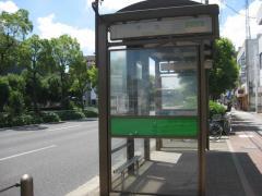 「千島」バス停留所
