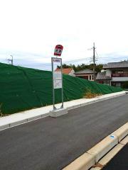 「木島」バス停留所