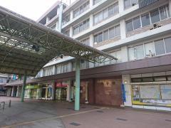 「米子駅」バス停留所