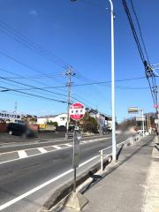 「古瀬戸」バス停留所