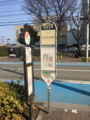 「法政大学(小金井市)」バス停留所