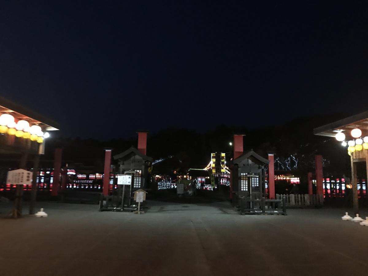夜のキングダム