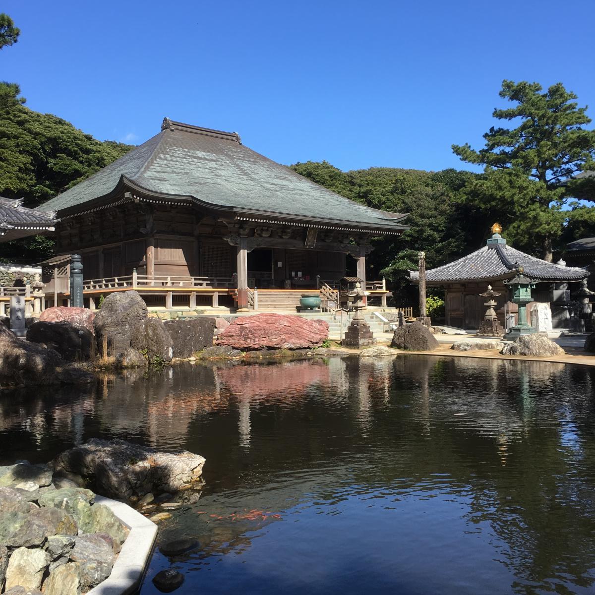 金剛福寺(第38番札所)
