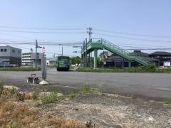 「鶉ターミナル」バス停留所