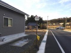 「下関南」バス停留所