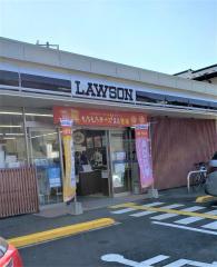 ローソン 元箱根店