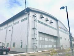 仙台市消防航空隊ヘリポート