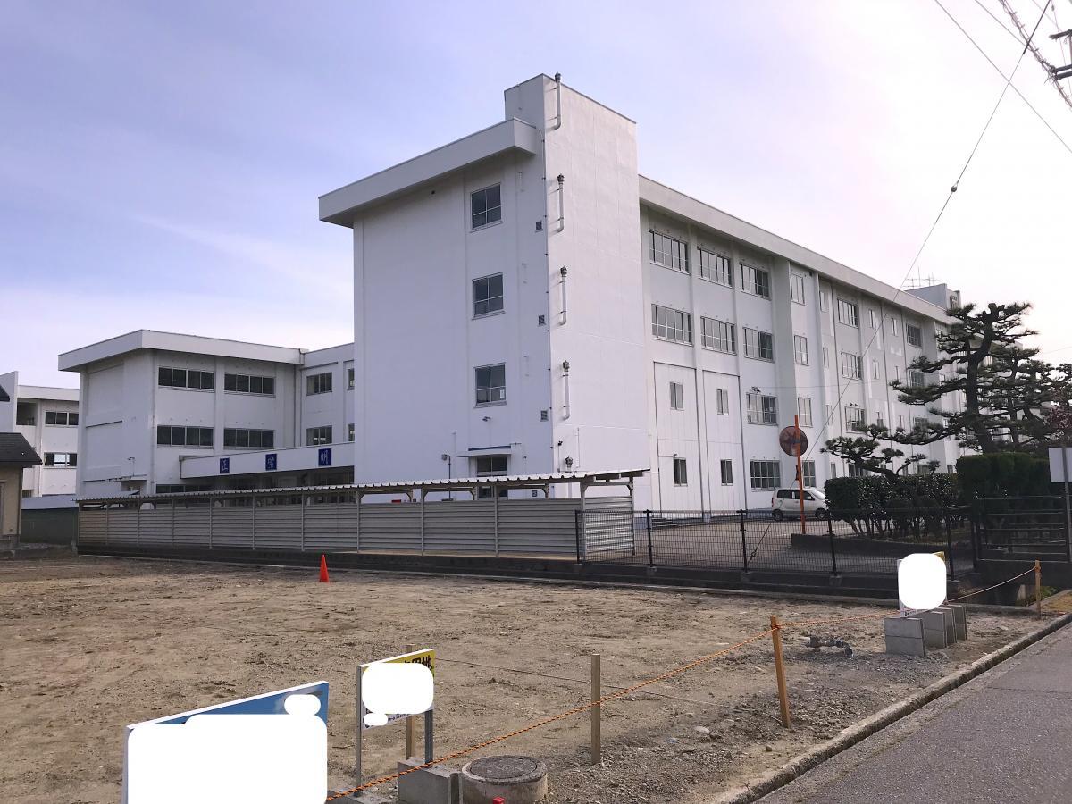 ホームページ 堀川 中学校