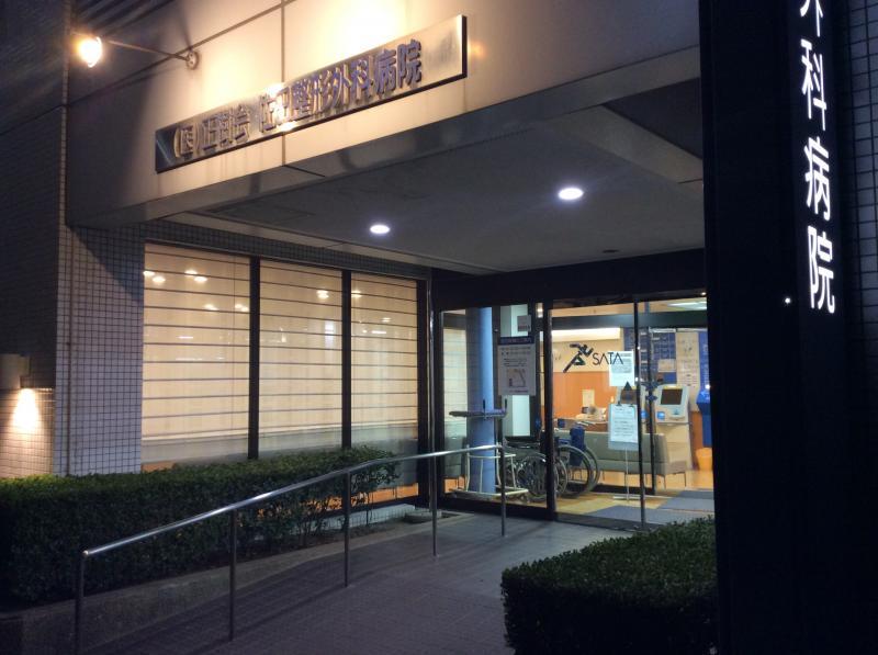 外科 佐田 病院 整形