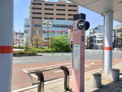 「朝霞駅南口」バス停留所
