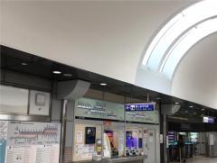 「いずみ中央駅」バス停留所