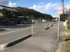 「赤石」バス停留所