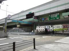高麗橋入口(IC)