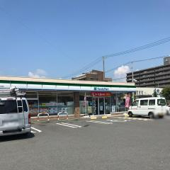 ファミリーマート 高知北久保店