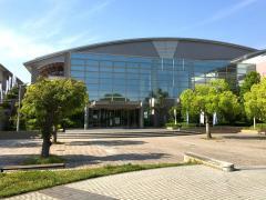 西尾市総合体育館