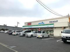 ウエルシア 藤沢柄沢店