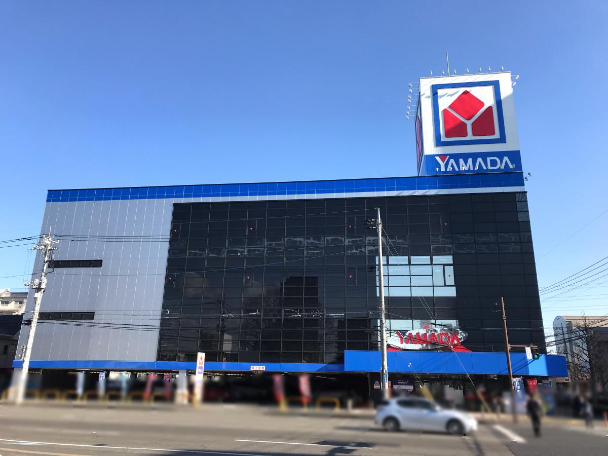 ヤマダ電機テックランド宇都宮本店